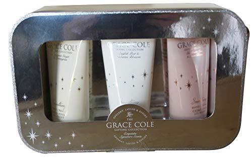 Grace Cole en forme de poire et Nectarine somptueux Coffret cadeau 3