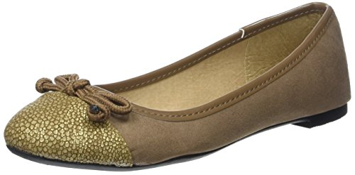 40c9b1b0a5924 Initiale Women s Success Closed Toe Ballet Flats