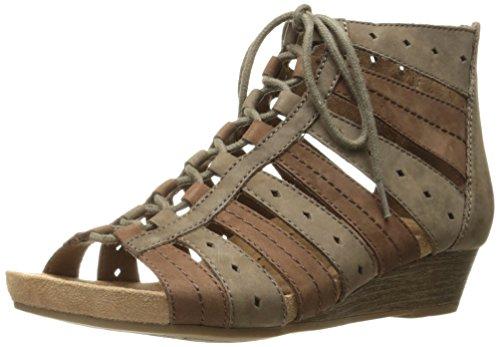 Cobb Hill Women's Sable Ghillie Gladiator Sandal