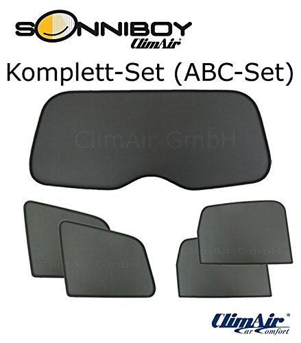 Ford Focus Turnier, DA3, 5-door, 2005-2011,Original Sonniboy Sonnenschutz CLI0078117ABC
