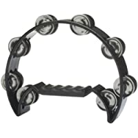 Stagg TAB2BK Tambourin 1/ lune 16 cymbalettes Noir