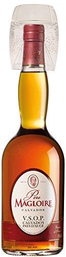 Pére Magloire VSOP Calvados 40% 0,7 ltr incl. Glas