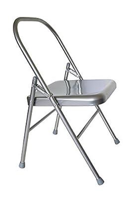 Verstärkte Yoga-Stuhl, zusammenklappbar by YogaStudio