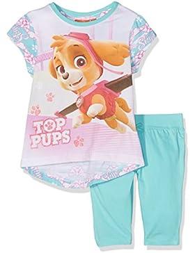 Nickelodeon 14-4816 Tc, Conjuntos de Pijama para Niños
