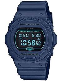 Casio Homme Digital Quartz Montre avec Bracelet en résine DW-5700BBM-2ER