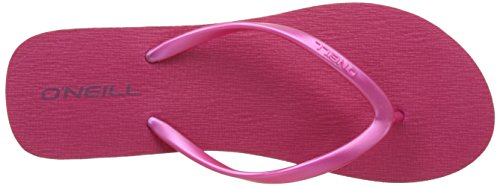 O'Neill Fw Wedge, Tongs femme Pink (Beetroot Purple)