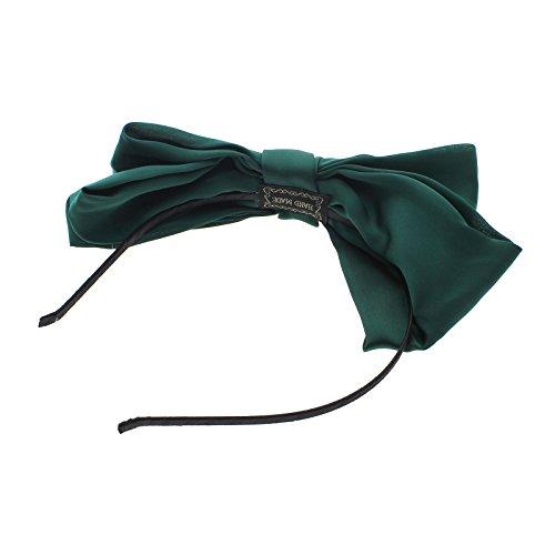 korean Bowknot bande de cheveux vert