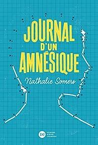 Journal d'un amnésique par Nathalie Somers