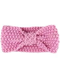 EOZY Baby Mädchen Elastic Schleife Stirnbänder Haarbänder Kopftuch