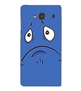 Ebby Premium 3d Desinger Printed Back Case Cover For Xiaomi Redmi 2/2s/2 Prime (Premium Desinger Case)