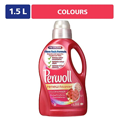 Perwoll Color und Faser renew Advanced, 1er Pack (1 x 1500 ml)