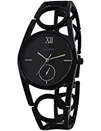 Rabela ® Women's Analogue Black Dial Watch RAB-859