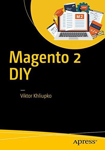 Magento 2 DIY por Viktor Khliupko