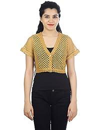 92a0cbb22f Yellow Women s Shrugs   Capes  Buy Yellow Women s Shrugs   Capes ...