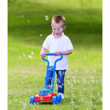 PAW PATROL 1384179.INF Bubble Mower Spielzeug-Rasenmäher