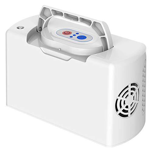 YSCCSY Tragbarer Sauerstoffgenerator-Fahrzeug-Haushalts-kleine Außenoxygenierung die ältere Sauerstoff-Maschinen-elektrische Atmungsapparatur