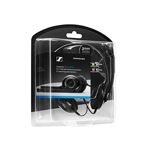 Sennheiser PC 3 Chat On-Ear Headphone with Mic Image 10