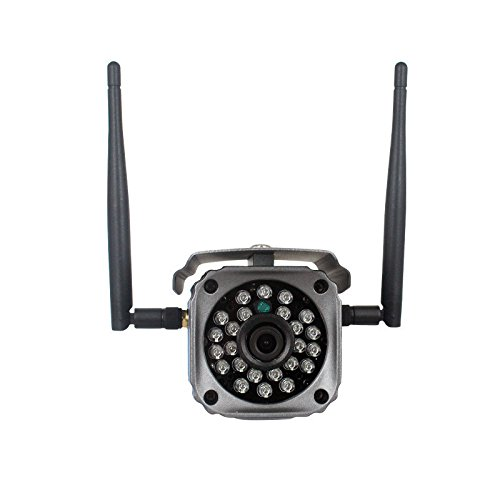 Anzeige Powered Remote (HU-X8900-MH36 Outdoor Camera System Video Playback And Remote Viewing Home Surveillance Camera Wireless Outdoor Support For Mobile Detection, Security Camera Power Battery Powered)