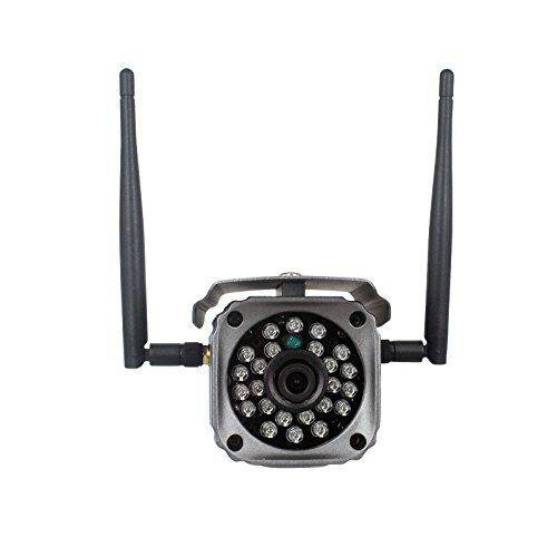 ip camera baby, videocamera bici da corsa telecamere di sorveglianza con registrazione ip cam wifi p2p - l89m viene visualizzata in modalità remota ptz/riproduzione video vocale del citofono