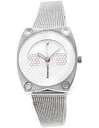 Fastrack Hip Hop Analog Multi-color Dial Women's Watch - NE6026SM01