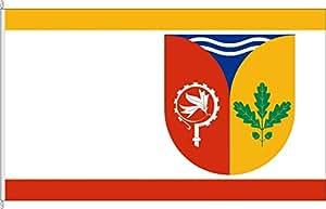 Flagge Fahne Hissflagge Schwentinental - 80 x 120cm