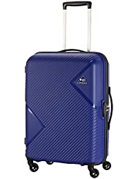 Kamiliant by American Tourister Kam Zakk Polypropylene 68 mm Blue Hardsided Check-in Luggage (KAM Zakk SP 68CM - Royal Blue)