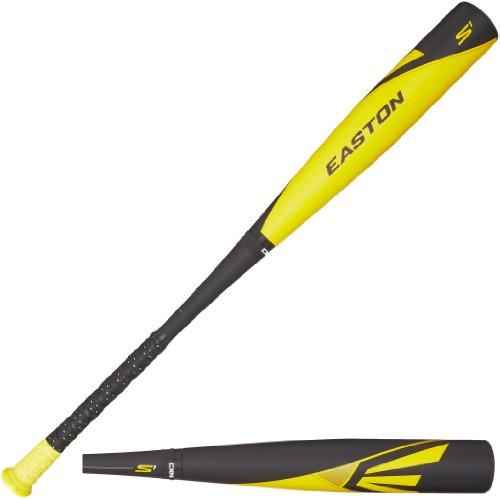 Easton 2014S1bb14s1BBCOR Baseball Bat (-3), schwarz /