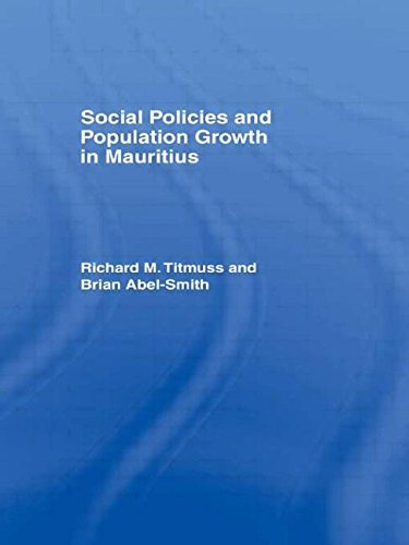 Social Policies and Populatio Cb: 1961, new ed. by Brian Abel-Smith (1968-05-24)