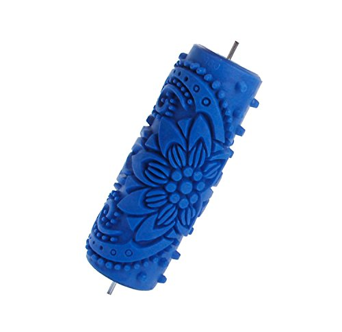 foopp-diy-wall-a-fiori-paint-roller-decorazione-blu-15-cm
