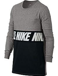 421d725c2 Amazon.co.uk: Nike - Tops, T-Shirts & Shirts / Boys: Clothing