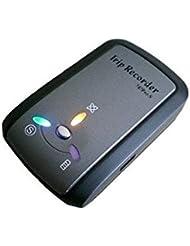 747Pro S - GPS Trip Recorder (Datenlogger/ USB GPS Receiver) mit Bewegungssensor - Set mit wasserfester Tasche, 66 Kanäle, 250.000 Wegpunkte, A-GPS, einstellbare Updaterate 1-5 Hz