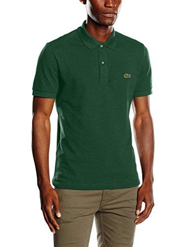 Lacoste Herren Poloshirt PH4012, Grün (Vert),Small (Herstellergröße: 3)