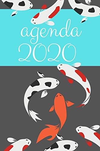 Agenda 2020: Agenda scuola, Agenda Lavoro, Agenda Università, Agenda settimanale, Diario scolastico, Agenda giornaliera 12 mesi, calendario gennaio a ... e definitivo, agenda universitaria, planner