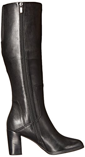 Clarks Kadri Ariana occidentale Boot Black Leather