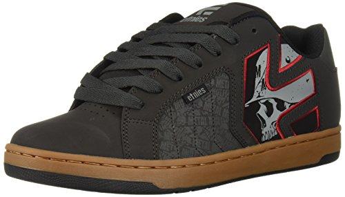 Etnies Metal Mulisha Fader 2, Chaussures de Skateboard Homme, Gris (010-charcoal), 43 EU