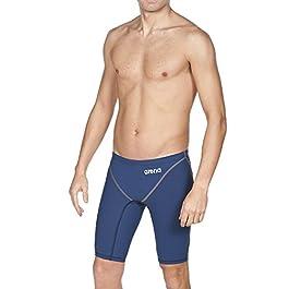 ARENA–Costume da Competizione Hose Powerskin ST 2.0Galleggiante della Concorrenza di Jammer, Uomo, Wettkampfhose Powerskin ST 2.0