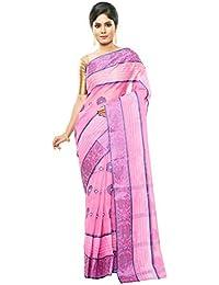 9e9a4a91de Slice of Bengal Handloom Taant Tangail Saree Casual Or Occasional Sari  5011224010995