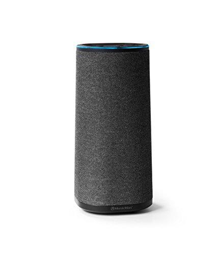 Technaxx MusicMan WiFi Multiroom Soundstation 4756 WLAN-Lautsprecher für Musikstreaming Alexa Sprachsteuerung