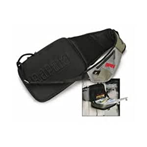 RAPALA - Sac Bandoulière Rapala Sling Bag 46006-1. 31cmx23cmx11cm. Vert/Noir.