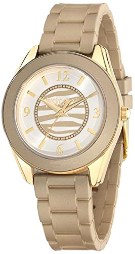 Just Cavalli Just Dream Women's Analogue Watch with Silver Dial Analogue Display - R7251602509