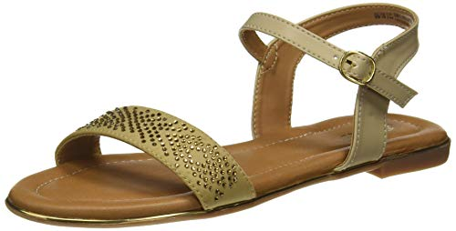 BATA Women's Thea Fashion Sandals Fashion Sandals at amazon