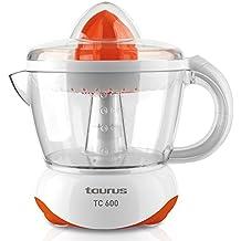Taurus TC 600 Exprimidor 40 W 0.7 litros, 0 Decibeles, PU, Naranja,