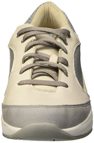 MBT Rasul, chaussures basses Homme Gris (Silver Lining/Natural Gray)
