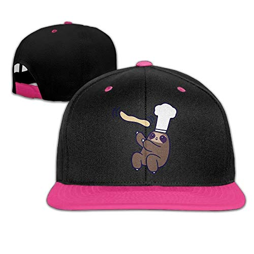 Baker Sloth Men Women Hip Hop Baseball Caps -