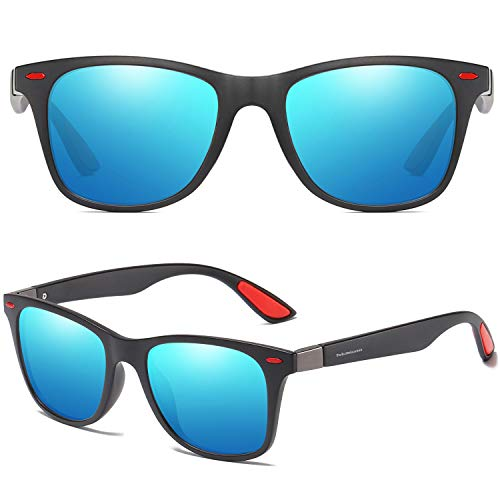 Zoom IMG-3 perfectmiaoxuan occhiali da sole polarizzati