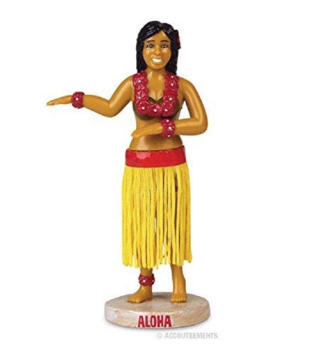 Preisvergleich Produktbild Wackelfigur HULA GIRL für das Armaturenbrett