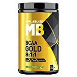 MuscleBlaze BCAA Gold 8:1:1-450 g (Green Apple)