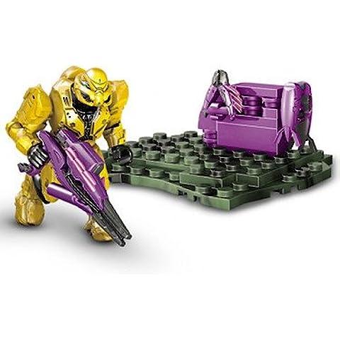 Mega Bloks - Halo - 96997 - Ensemble d'Armurerie II du Covenant (Import Royaume-Uni)