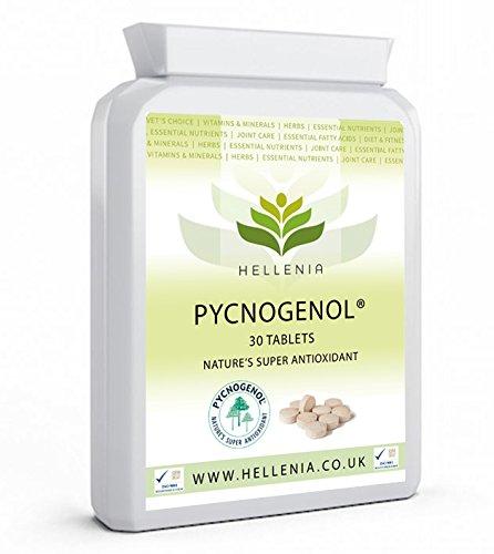 Pycnogenol® (Französisch maritimen Pinienrinde) 30mg - 30 Tabletten