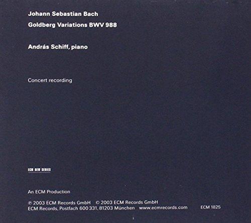 Goldberg Variationen BWV 988 - 2